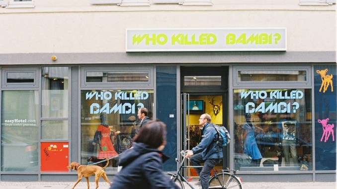 Who Killed Bambi store Berlin