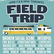 Field Trip poster 2014