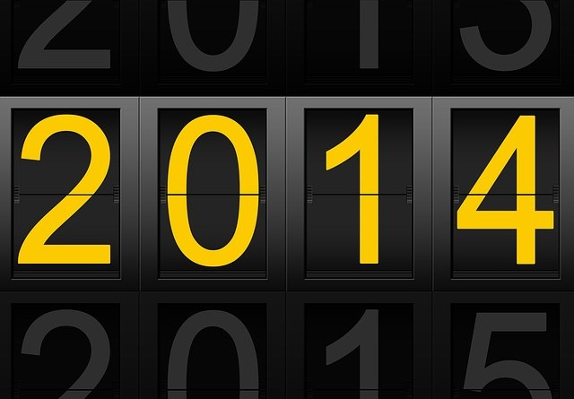 2014 countdown