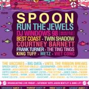 FLOODfest poster