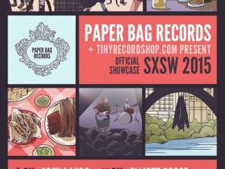 Paper Bag Records SXSW showcase 2015