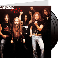 Scorpions' 'Virgin Killer' album to be released on limited edition 180gm vinyl