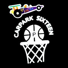 Carpark Records sixteenth anniversary logo