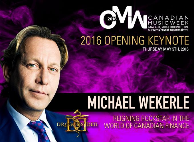 Wekerle CMW 2016 promo