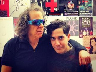 Neon Indian Martin Rev The Talkhouse podcast