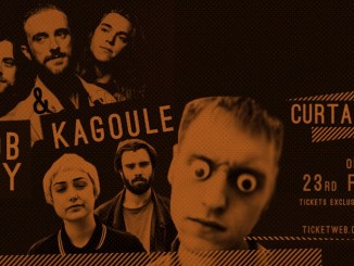 Curtain Call Kagoule