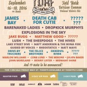 Toronto Urban Roots Fest (TURF) poster