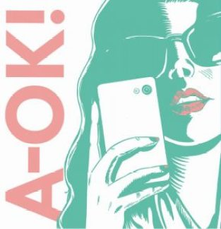 A-Ok! cover Cosmonauts