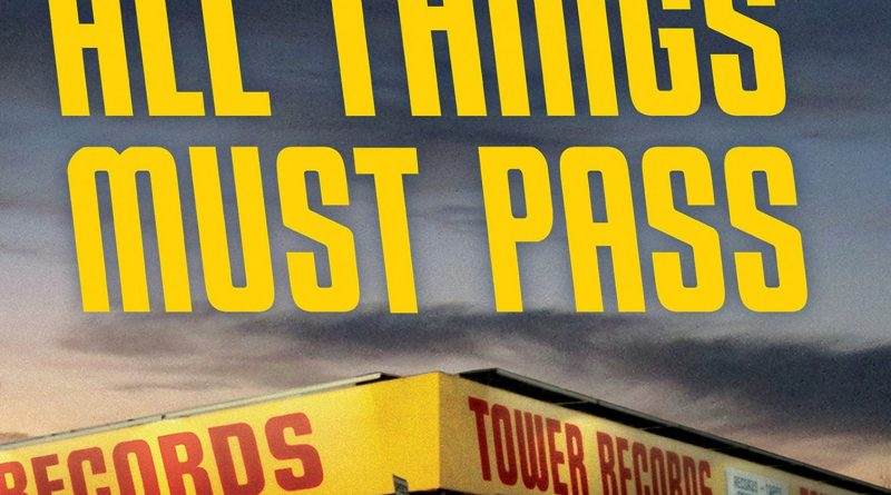 All Things Must Pass poster
