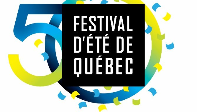 Festival d'été de Québec logo
