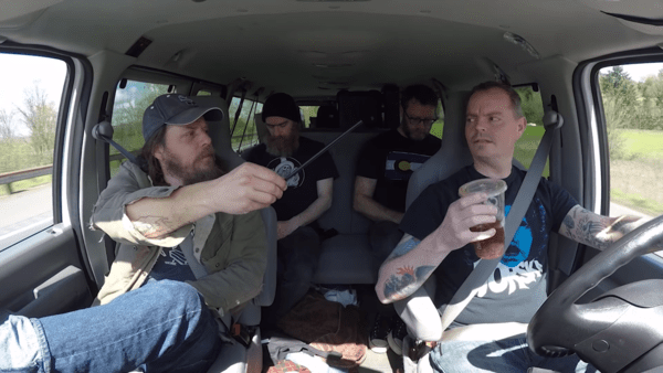 Red Fang Cut It Short video still