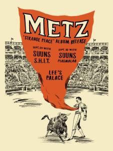 Metz poster