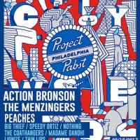 Action Bronson, The Menzingers, Peaches, Nothing + more for Project Pabst Philadelphia