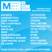 M For Montreal2017