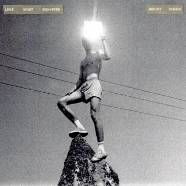 Mount Kimbie album cover