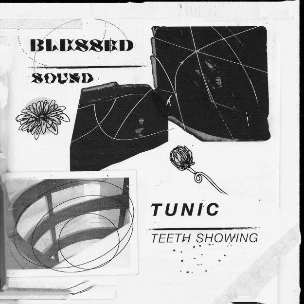 Blessed + Tunic split cover art