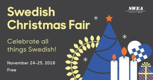 Swedish Christmas Market @ Harbourfront Centre