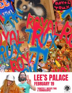 Royal Trux @ Lee's Palace