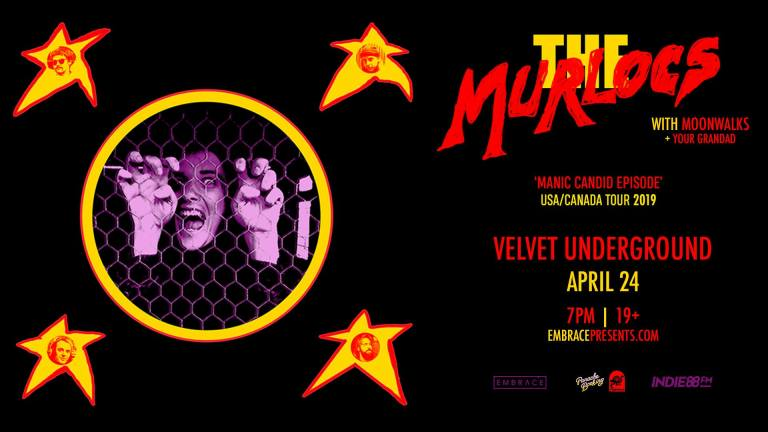 The Murlocs live Toronto