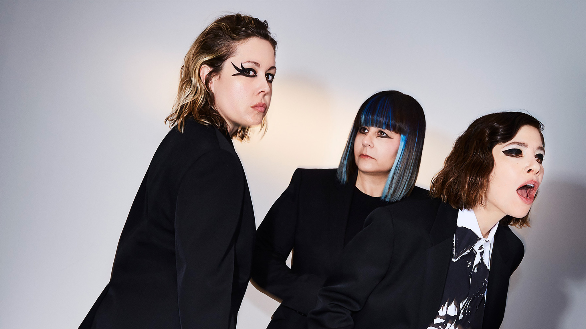 Sleater-Kinney press photo