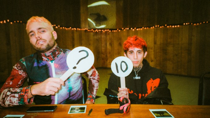 What So Not and Diablo press shot