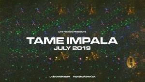 Tame Impala @ Budweiser Stage