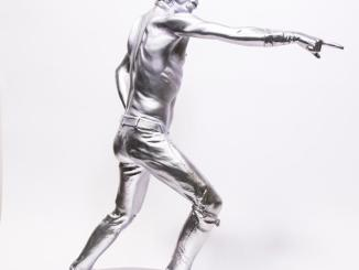 Iggy Pop '1970' limited edition statue