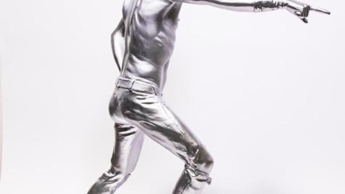 Iggy Pop '1970' limited edition statue