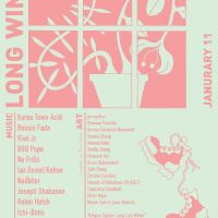 Long Winter announces event at Gladstone Hotel featuring Korea Town Acid, Boosie Fade, No Frills + more