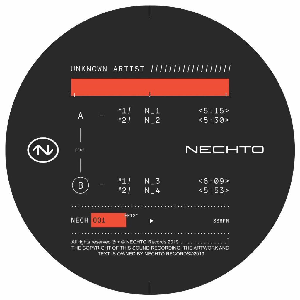 NECH001 cover artwork