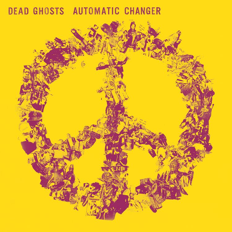 Dead Ghosts Automatic Changer cover artwork