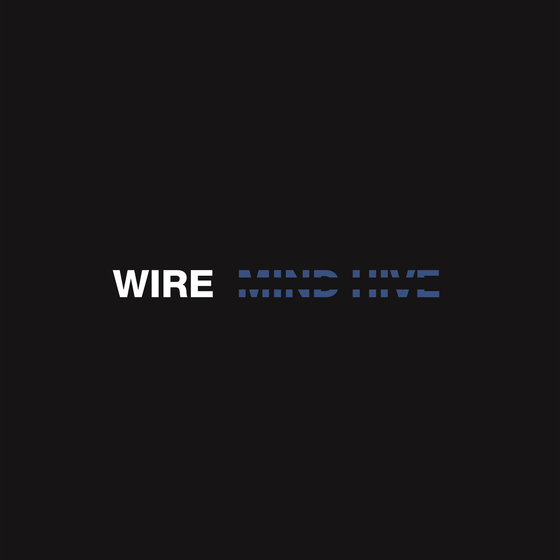 Wire Hive Mind cover artwork