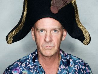 Fatboy Slim Norman Cook in hat