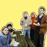 Bristol based Home Counties release new single 'Dad Bod' + announce signing to Alcopop! Records