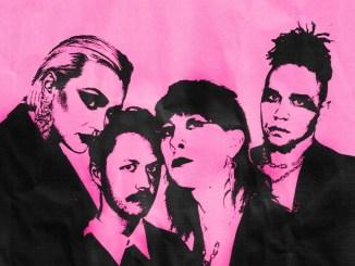 The Ninth Wave press photo pink