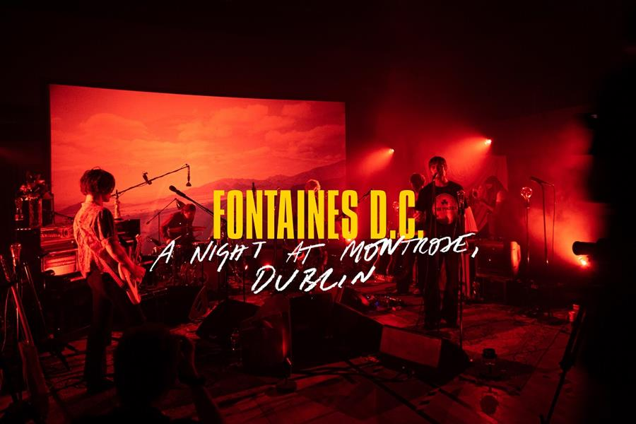 Fontaines D.C. A Night At Montrose, Dublin image