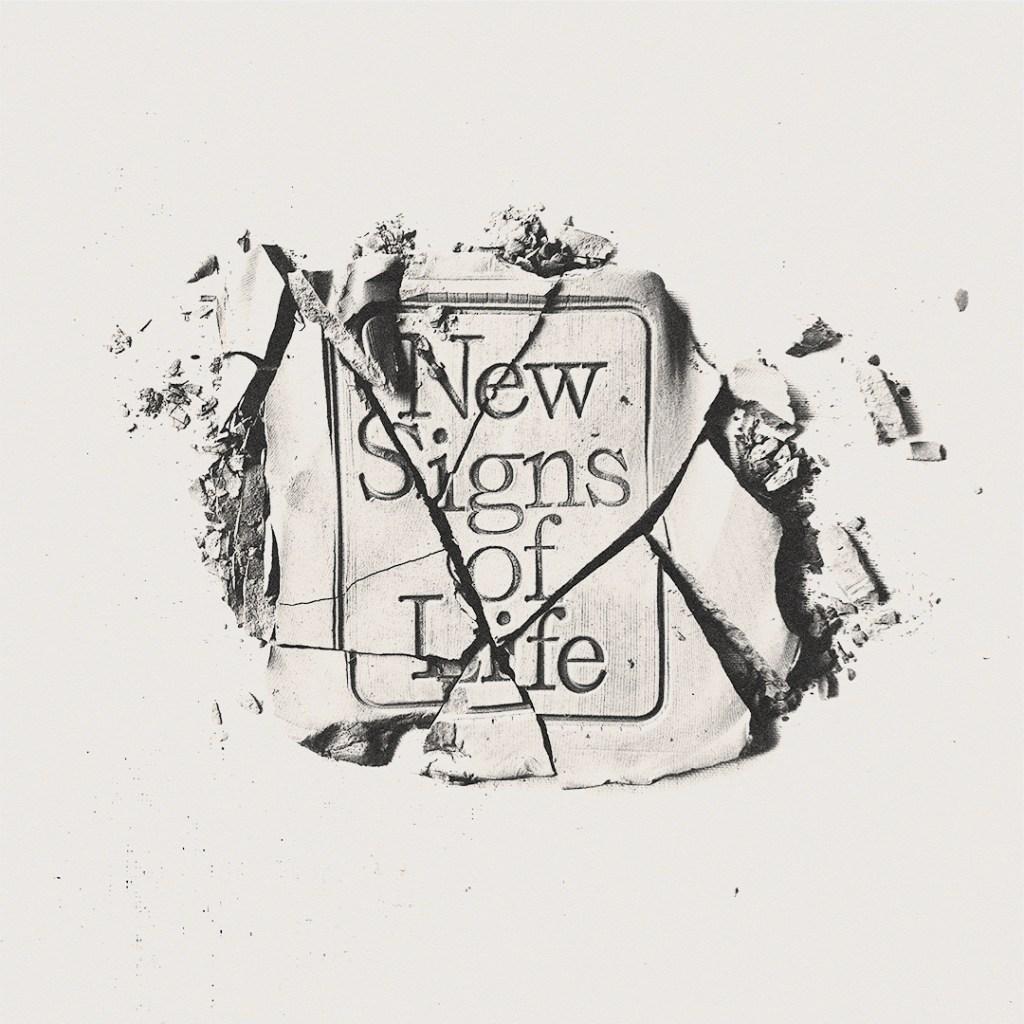 Death Bells New Signs Of Life album cover artwork