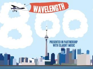 Wavelength mini-fest banner