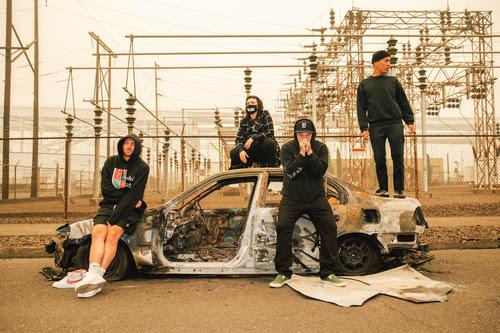 Soft Kill press photo
