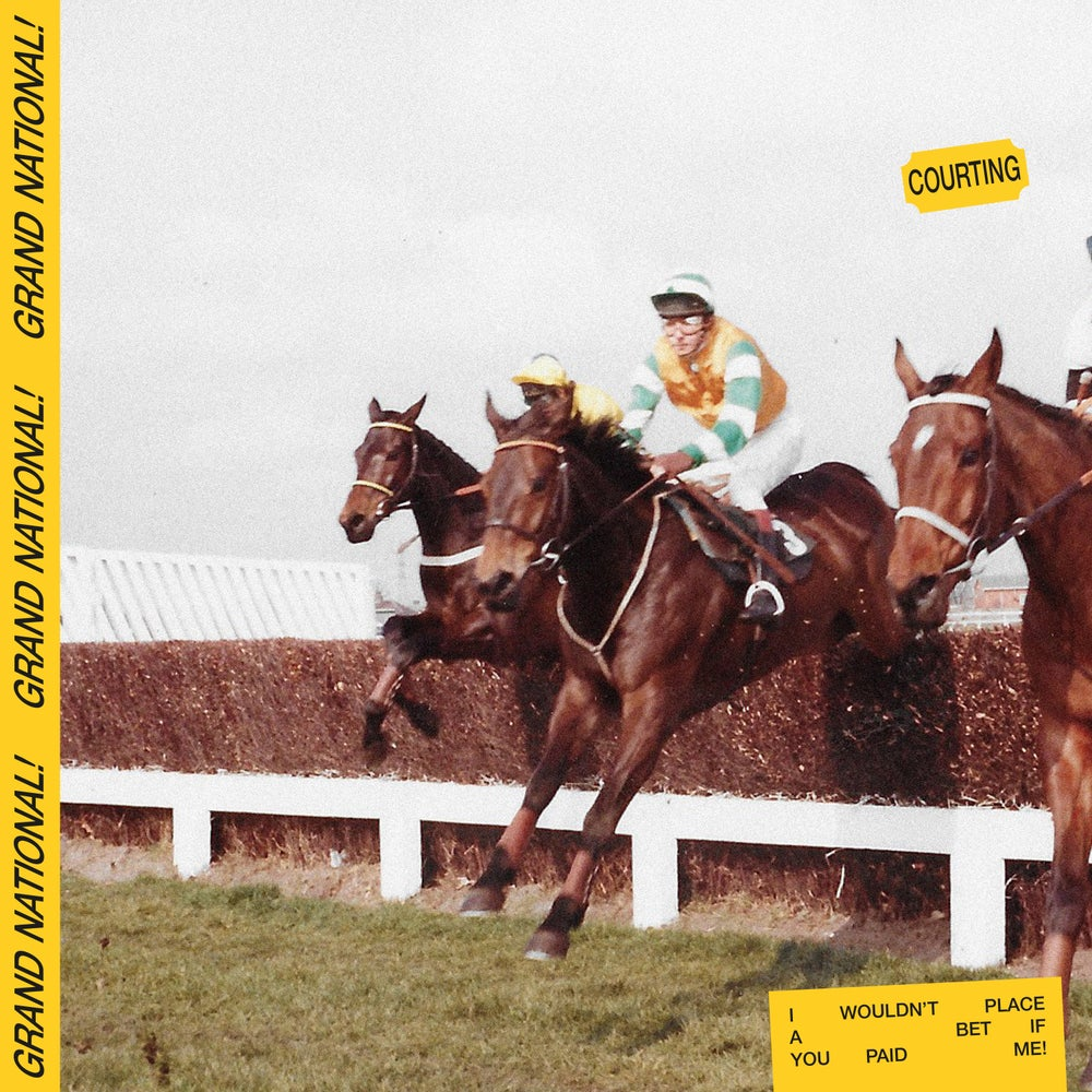Courting Grand National cover artwork