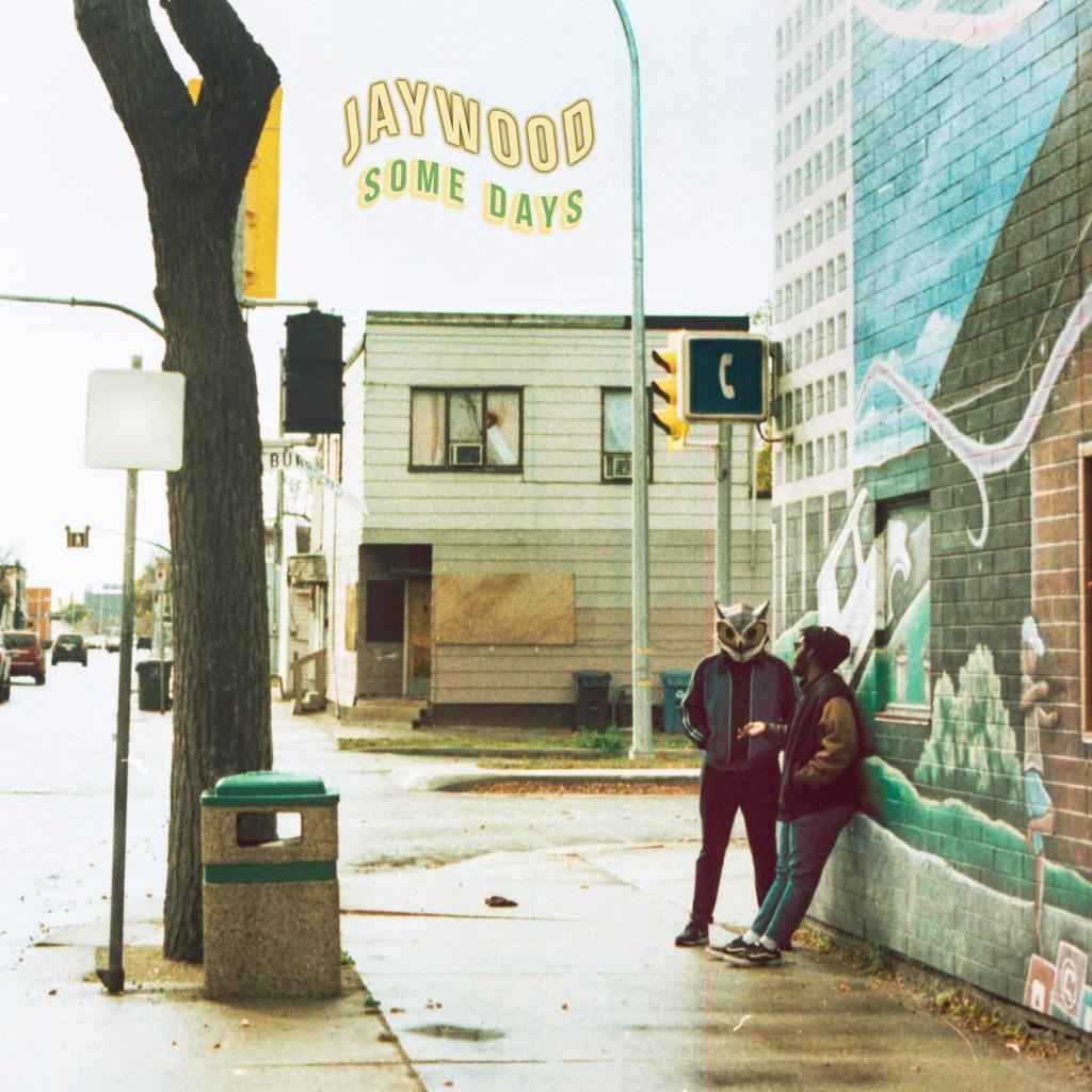 JayWood Some Days EP cover artwork