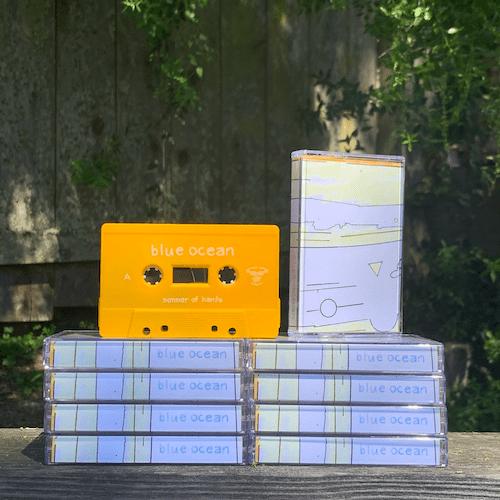 Blue Ocean cassette