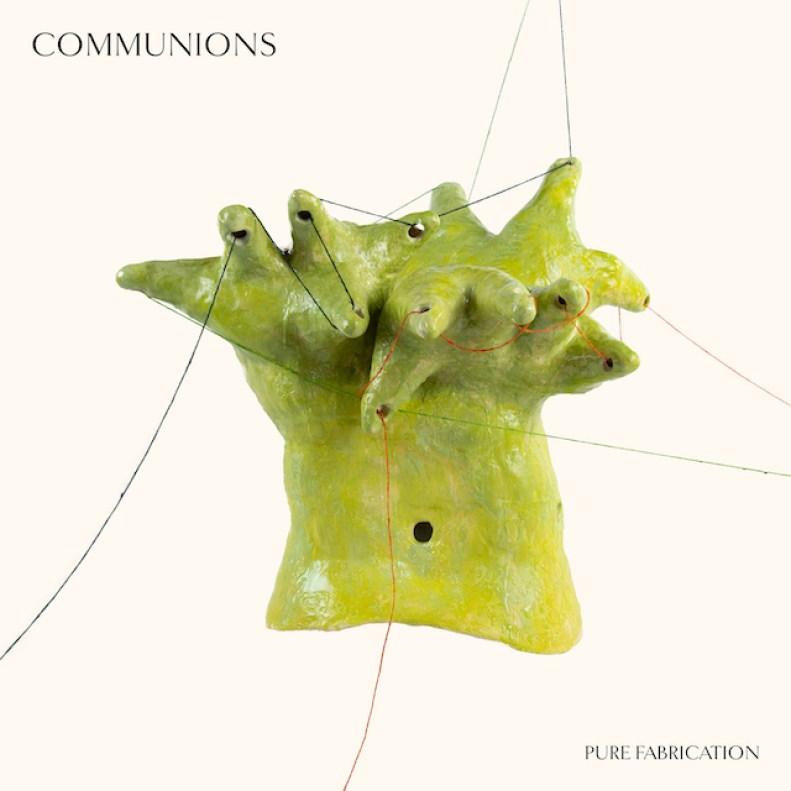 Communions 'Pure Fabrication' cover artwork