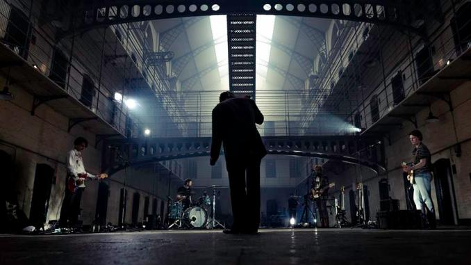 Fontaines D.C. Live at Kilmainham Gaol photo