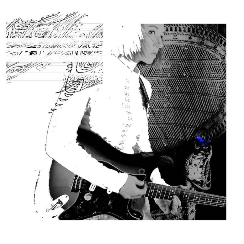 Joy Formidable Into The Blue album cover artwork