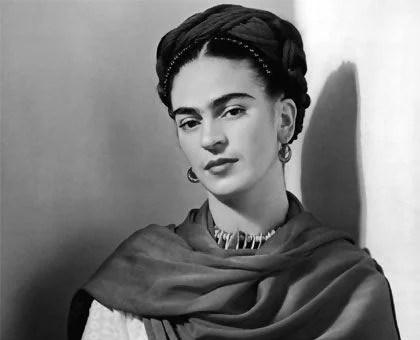 Toni Frissell, Frida Kahlo
