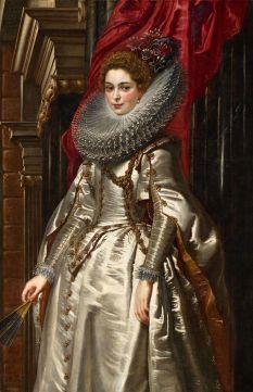 Pierre Paul Rubens - Portrait de Brigida Spinola Doria