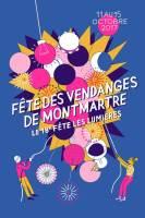 Fête des Vendanges Montmartre, affiche