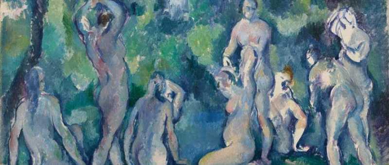 Paul Cézanne, Baigneuses
