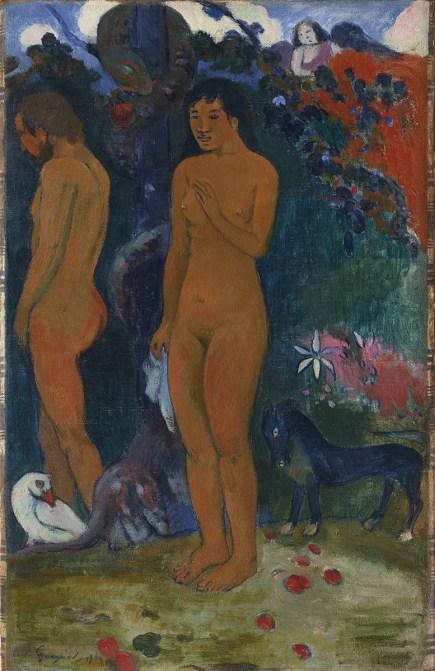 Paul Gauguin, Adam et Ève